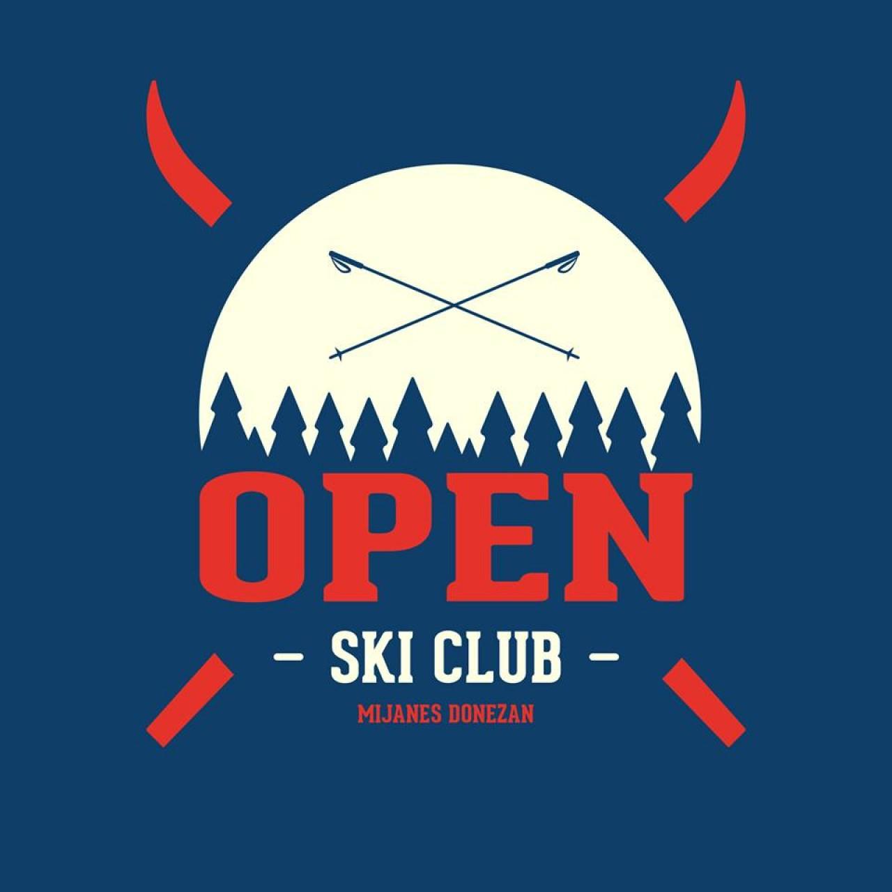 Open du ski club